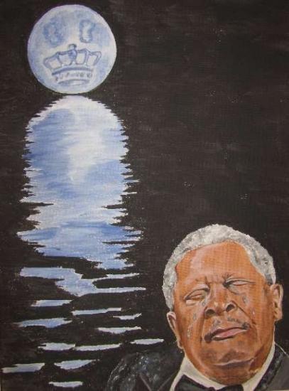 B.B. King by jeepeeaero